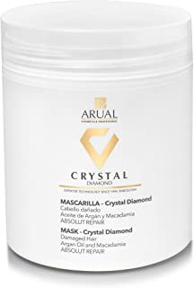 ARUAL CRYSTAL DIAMOND MASCARILLA 500 ML