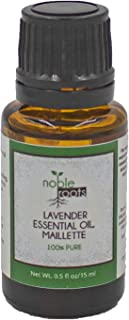.5 fl oz Lavender Oil Maillette Essential Oil for Diffusion and Has Been Known To Help Alleviate Stress and Anxiety