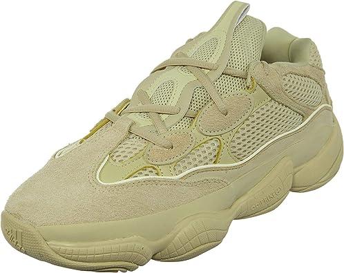 Amazon.com | adidas Yeezy 500 (Moon Yellow) | Fashion Sneakers