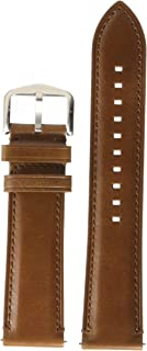 Fossil Women's 18mm Silicone Interchangeable Watch Band Strap, Color: Red (Model: S181396)