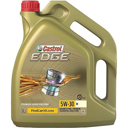 Castrol EDGE 5W-30 M, Huile Moteur, 5L