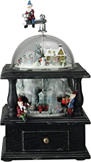 Best old fashioned light up santa Reviews