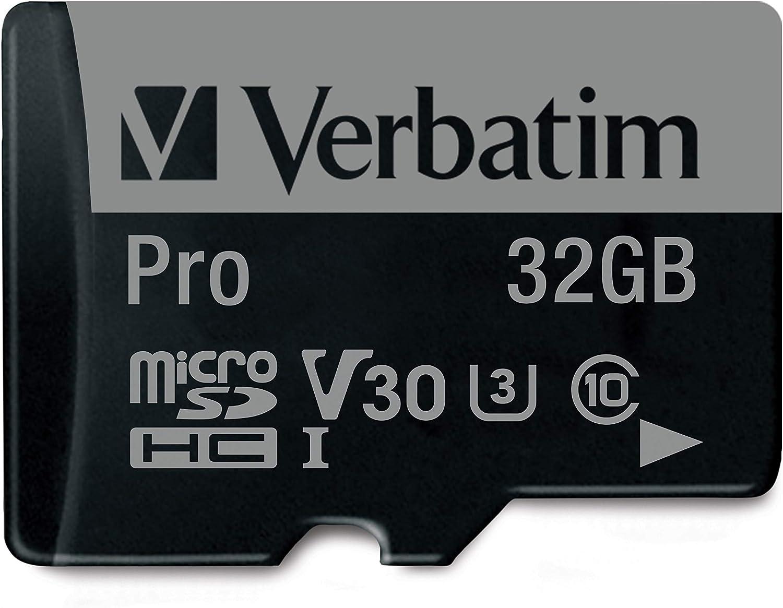 Verbatim Pro U3 16 Gb Micro Sdhc Karte Mit Computer Zubehör
