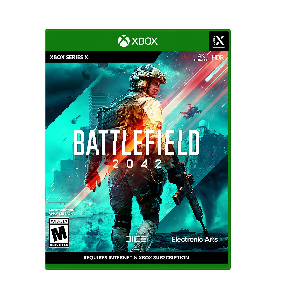 Battlefield 2042 - 67% Online limited product OFF of fixed price Xbox Series X