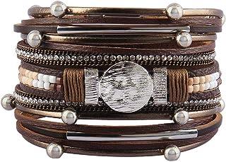 0a70c516b71cd4 Amazon.fr : bracelet manchette - Diamant : Bijoux