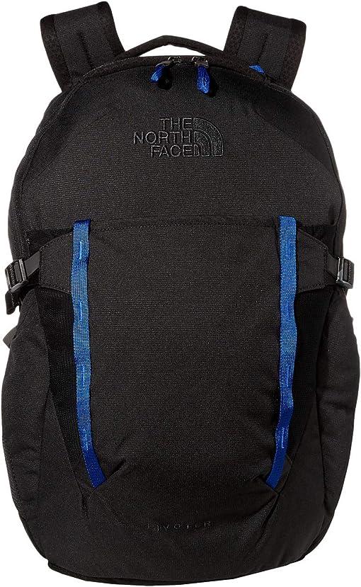 TNF Black Heather/TNF Blue