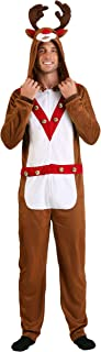 Christmas Reindeer Bells Costume
