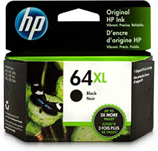 HP 64XL | Ink Cartridge | Black | N9J92AN