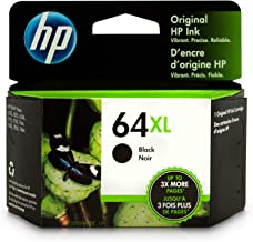 HP 64XL | Ink Cartridge | Black | N9J92AN
