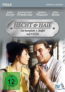 Hecht & Haie, Staffel 1 / Die ersten 13 Folgen der Kult-Serie (Pidax Serien-Klassiker)