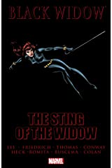 Black Widow: The Sting Of The Widow (Amazing Adventures (1970-1976)) Kindle Edition