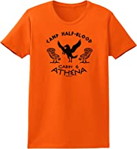TOOLOUD Camp Half Blood Cabin 6 Athena Womens T-Shirt
