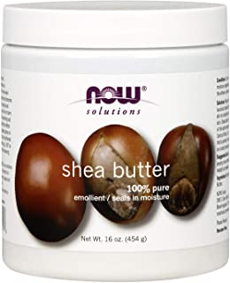 NOW Foods Shea Butter, 100% Pure, 523 g