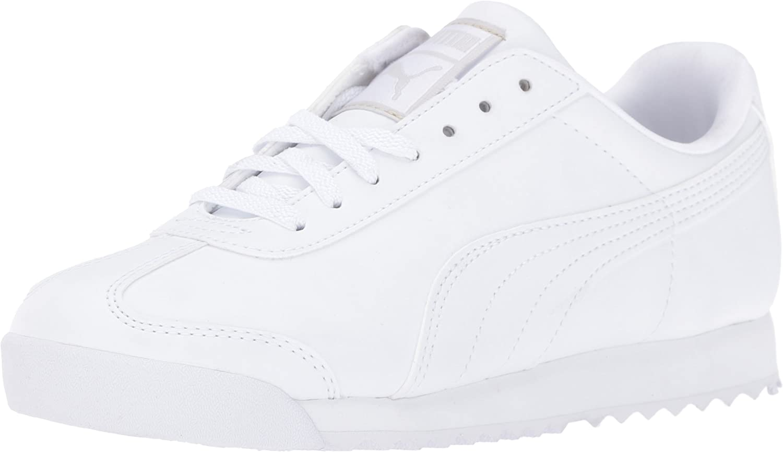 Puma Unisex-Kids' Roma Basic Jr Sneaker