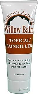 Willow Balm - Natural Pain Relief Cream, 3.5 fl oz