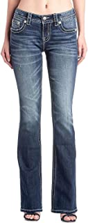 Women's Dreamcatcher Bootcut Jeans in Medium Blue