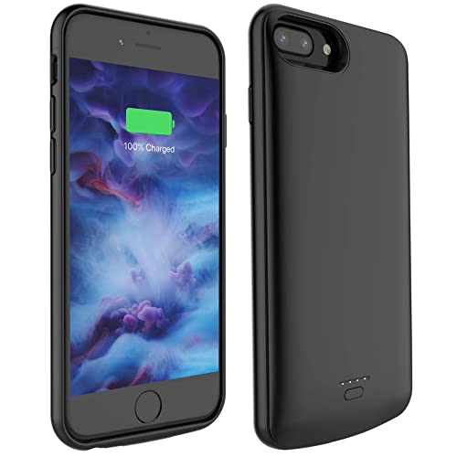 a09ff9170e9 Pumier 5500mAh Battery Case for iPhone 6 Plus/6s Plus/7 Plus/8