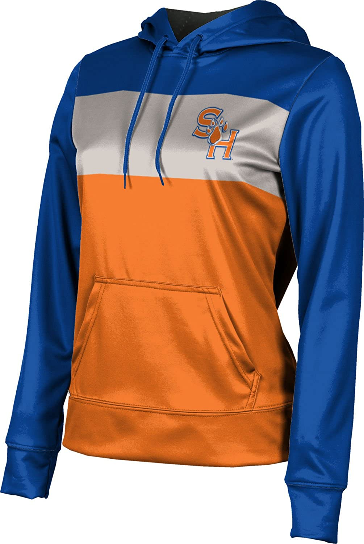 Sam Houston State University Girls' Pullover Hoodie, School Spirit Sweatshirt (Prime)