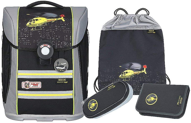 McNeill Schultaschen Sets Ergo Primero McLight 4-TLG. Rescue B07L78V465 | | | Discount  484ffb