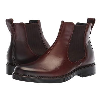 ECCO Newcastle Boot (Cocoa Brown) Men