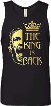 The King is Back McGregor Men's Tank Top L Black