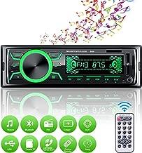 Autoradio Bluetooth, Radio de Coche 4 x 60W, Soporta