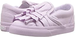 89d4f32f13cb10 (Ruffle) Lavender Fog. 136. Vans Kids. Classic Slip-On (Infant Toddler).   24.50MSRP   35.00