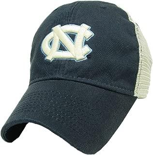 L&W Apparel Co., Inc. North Carolina Tar Heels Legacy Relaxed Twill Trucker Adjustable UNC Hat