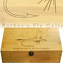 Cookbook People Personalized Fly Fishing Box