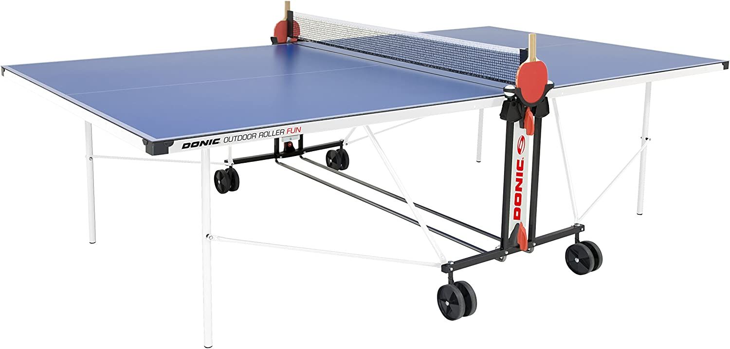 Donic Outdoor Roller Fun Table Tennis Table