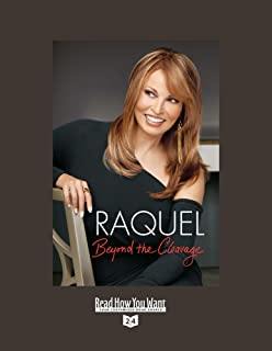 Raquel (Volume 1 of 2) (EasyRead Super Large 24pt Edition): Beyond the Cleavage