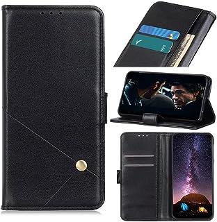 Etui do Motorola G Pure magnetyczny stojak ze skóry PU [blokowanie RFID] przegródki na karty portfel ochronny folio klapka...