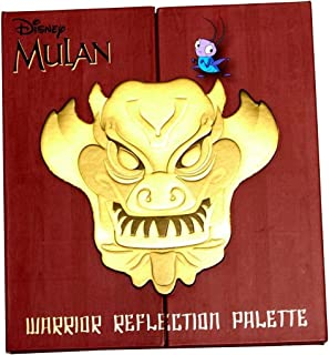 Her Universe DISNEY MULAN WARRIOR REFLECTION 12 EYE SHADOW PALETTE