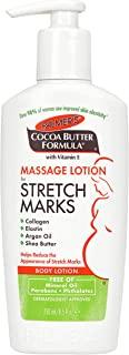 Palmer's Cocoa Butter Formula Massage Lotion For Stretch Marks, Pregnancy Skin Care, 8.5 Ounces