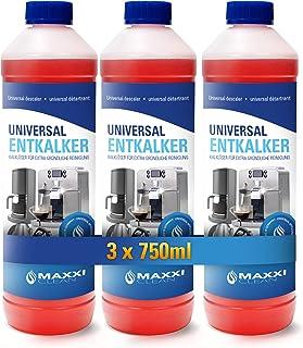 Maxxi Clean Power Détartrant universel pour votre machine à café entièrement automatique | Convient à toutes les marques c...