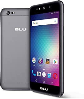 Blu Grand X Dual SIM - 8GB, 1GB RAM, 3G, Black