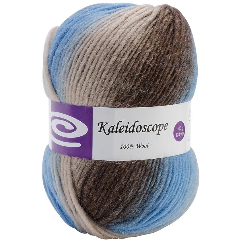 Elegant Yarns 147.42 Kaleidoscope Yarn-River Rock