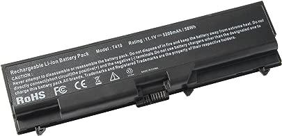ARyee 5200mAh 11 1V T510 Batterie Laptop Akku Ersatz f r Lenovo IBM Thinkpad Sl410 Sl510 T410 T410i T410 T510 T510 E520 Serie Schätzpreis : 22,99 €