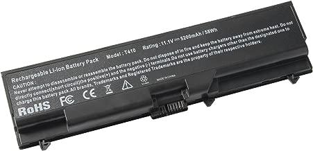 Battery for Lenovo ThinkPad E40 E50 E420 E425 E520 E525 L410 L412 L420 L421 L510 L512 L520 SL410 2842 SL510 T410 T410i T420 T510 T520 W510 W520 ThinkPad Edge 14