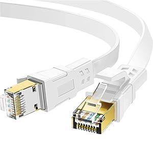 Jadaol Cat8 Ethernet Cable