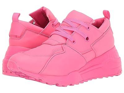 Steve Madden Cliff Sneaker (Pink) Women