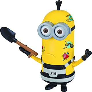 Despicable Me Deluxe Action Figure Tattoo Minion Tim Toy Figure