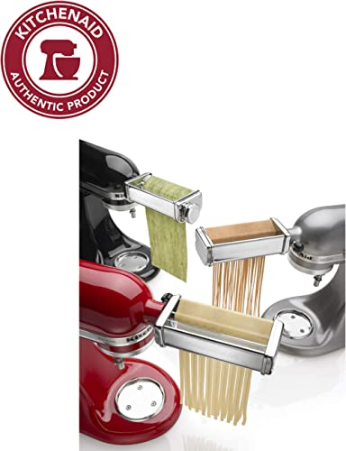 Kitchenaid KPRA Pasta Roller and cutter for Spaghetti and Fettuccine product image