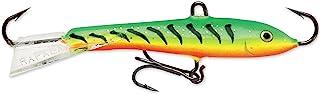 Rapala Jigging Rap 09 Fishing lure, 3.5-Inch, Glow Tiger