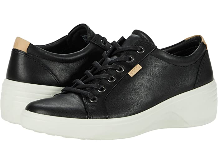 ECCO Soft 7 Wedge Classic Sneaker