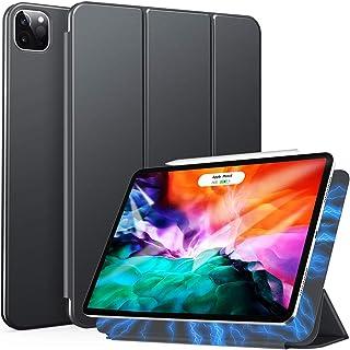 ZtotopCase Magnético Funda para iPad Pro 2020 12.9 Pulgadas, Ultrafina, Fuerte y Magnética, Triple Soporte, con Función de...
