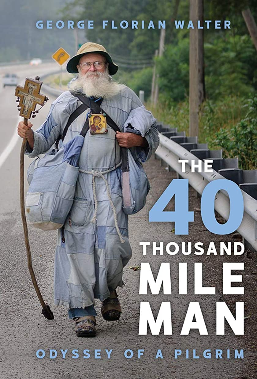 突っ込むガイド覗くThe 40 Thousand Mile Man (English Edition)