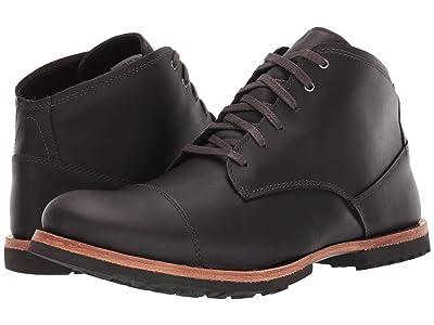 Timberland Boot Company Bardstown Waterproof Chukka (Medium Grey Heather Full-Grain) Men