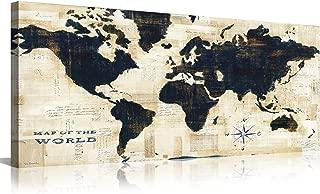 framed vintage maps for sale