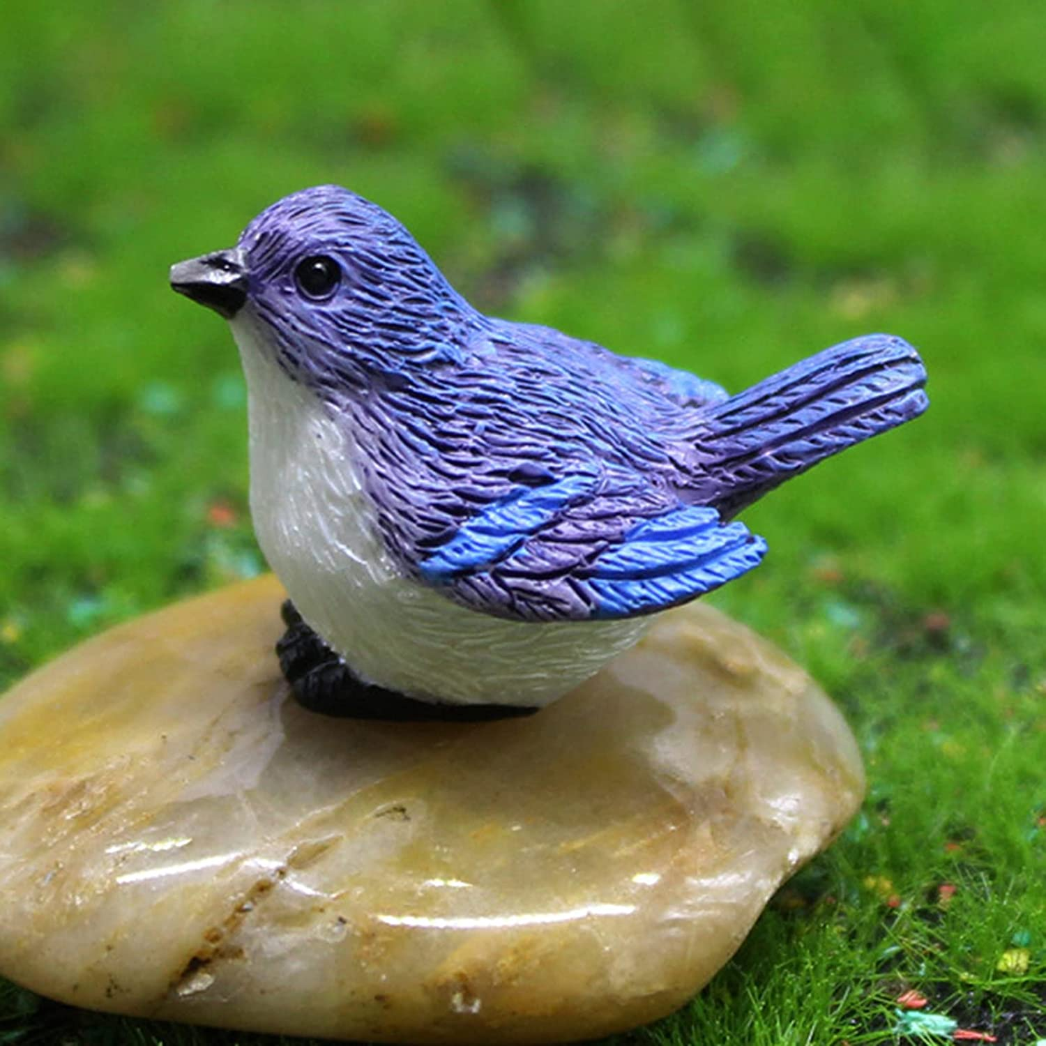 Selling and selling BONYOUN Cute Mini Multi-Colored Feather with Indefinitely Birds E Nest